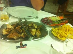 Churrasqueira de Almancil Chicken Piri Piri