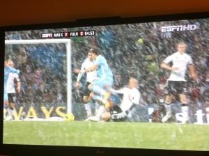 Snowy Footballers