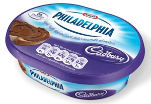 Cadbury's Chocolate Philadelphia