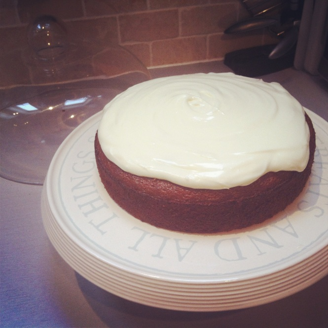The Best Carrot Cake you'll ever make