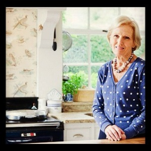 Mary Berry - photo by Megan Taylor for The Telegraph Online
