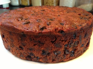 Grandma's fruit cake recipe